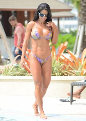 Michelle Lewin - Wearing Bikini -11