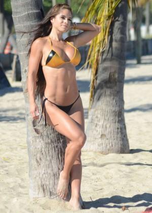 Michelle Lewin in Bikini -04
