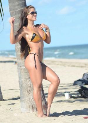Michelle Lewin in Bikini -06