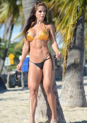 Michelle Lewin in Bikini -07