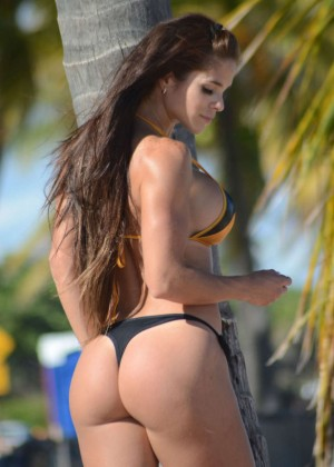 Michelle Lewin in Bikini -08