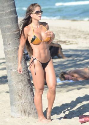 Michelle Lewin in Bikini -09