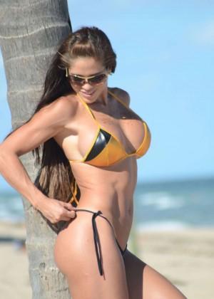 Michelle Lewin in Bikini -11