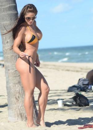 Michelle Lewin in Bikini -14