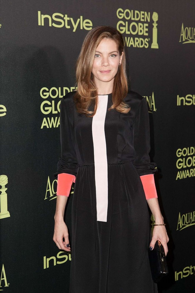 Michelle Monaghan – HFPA & InStyle Celebrate 2015 Golden Globe Award Season in West Hollywood