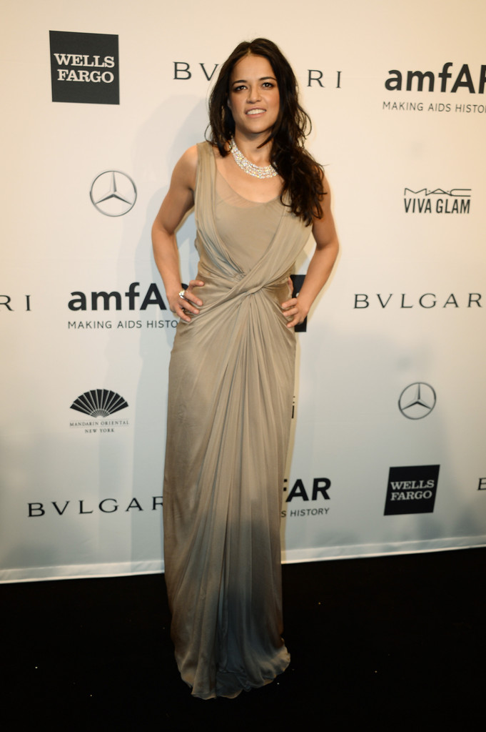 Michelle-Rodriguez:-2014-amfAR-New-York-