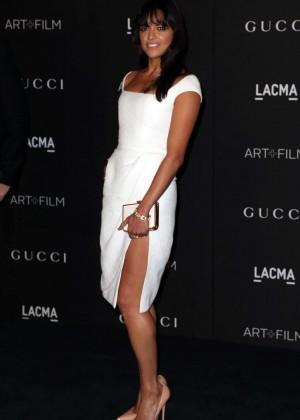 Michelle Rodriguez - LACMA Art + Film Gala 2014 in LA
