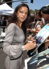 Michelle Rodriguez Photos: Vin Diesels Hollywood Walk of Fame ceremony-07
