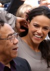 Michelle Rodriguez Photos: Vin Diesels Hollywood Walk of Fame ceremony-10