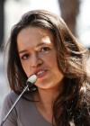 Michelle Rodriguez Photos: Vin Diesels Hollywood Walk of Fame ceremony-16