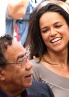 Michelle Rodriguez Photos: Vin Diesels Hollywood Walk of Fame ceremony-20