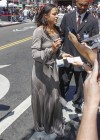 Michelle Rodriguez Photos: Vin Diesels Hollywood Walk of Fame ceremony-22