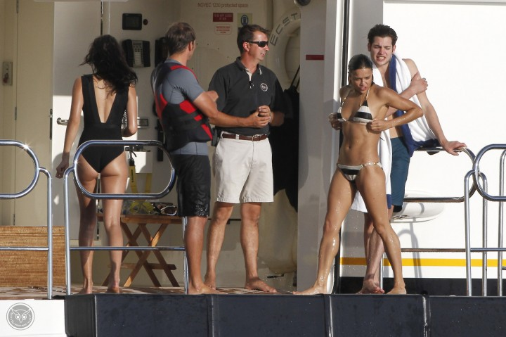 Michelle Rodriguez – Bikini Candids in Ibiza -08