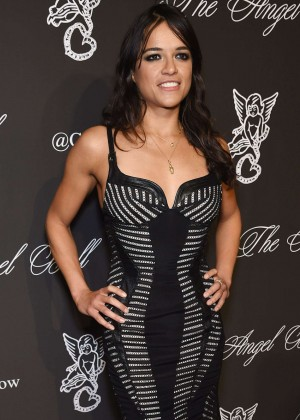Michelle Rodriguez - Gabrielle's Angel Foundation Angel Ball 2014 in NYC