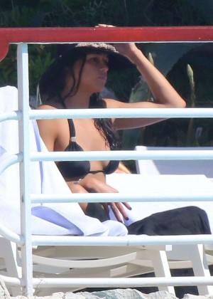 Michelle Rodriguez in bikini -02