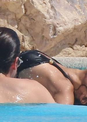 Michelle Rodriguez in bikini -06