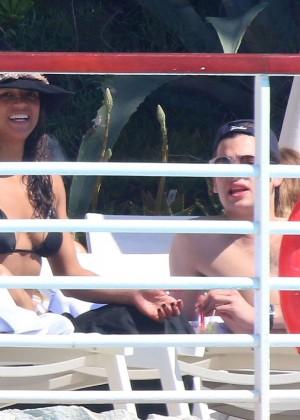 Michelle Rodriguez in bikini -08