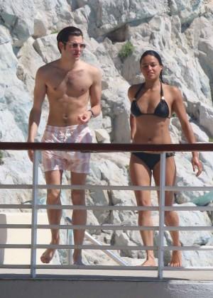 Michelle Rodriguez in bikini -12