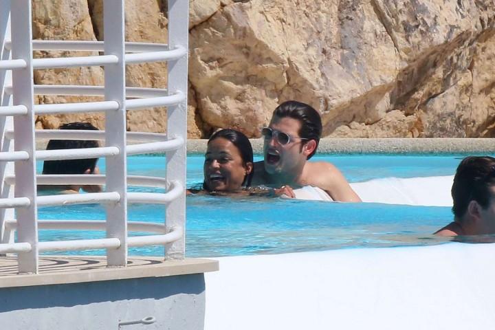 Michelle Rodriguez in bikini -19