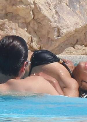Michelle Rodriguez in bikini -20