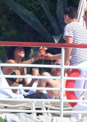 Michelle Rodriguez in bikini -24