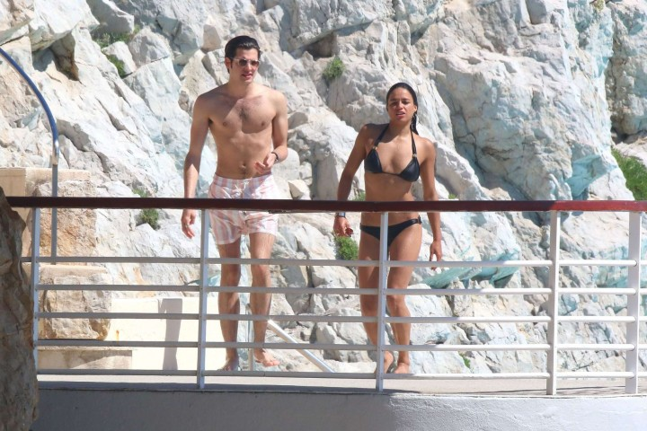 Michelle Rodriguez in bikini -26