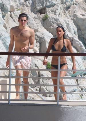 Michelle Rodriguez in bikini -28