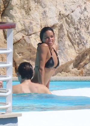 Michelle Rodriguez in bikini -31