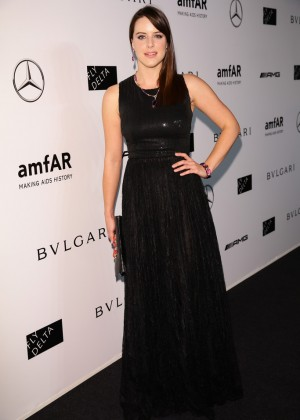 Michelle Ryan - amfAR Milano 2014 Gala in Milan