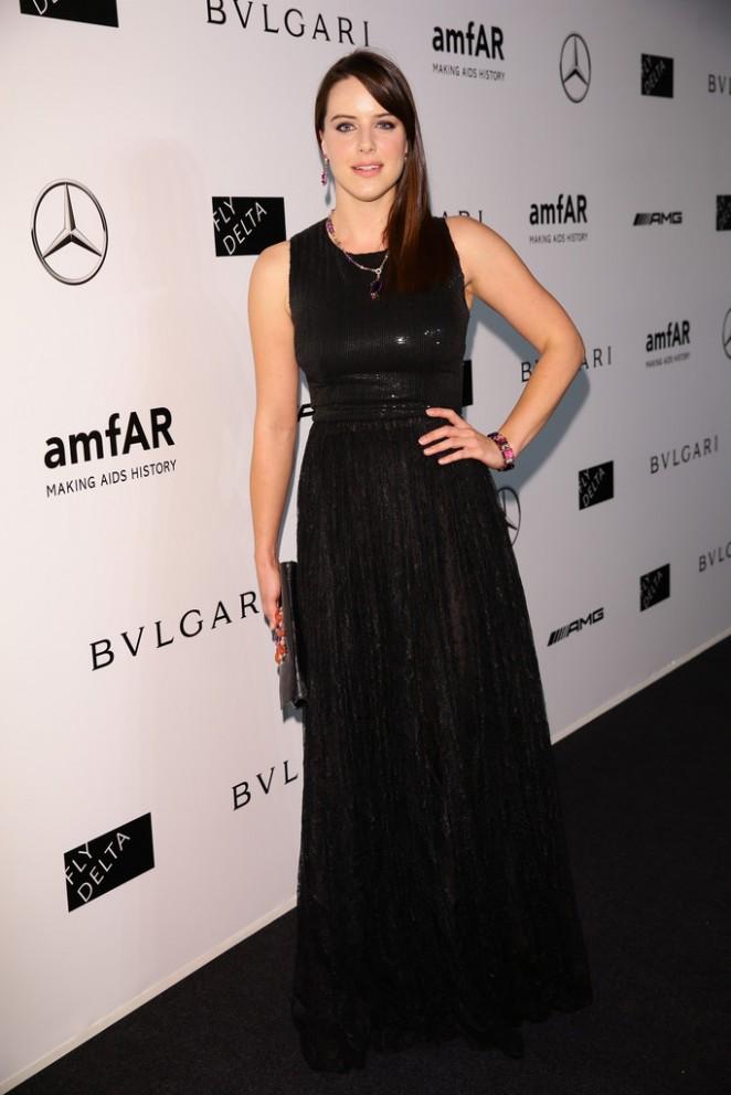 Michelle Ryan – amfAR Milano 2014 Gala in Milan