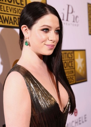 Michelle Trachtenberg - 4th Annual Critics Choice Television Awards -01