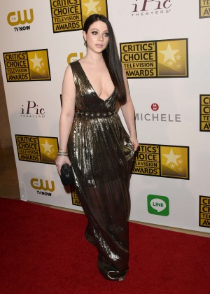 Michelle Trachtenberg - 4th Annual Critics Choice Television Awards -02