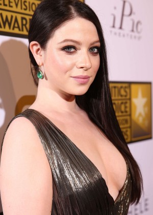 Michelle Trachtenberg - 4th Annual Critics Choice Television Awards -03