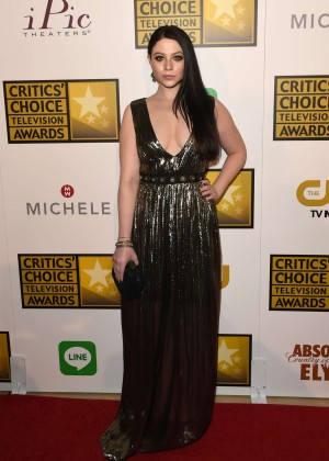 Michelle Trachtenberg - 4th Annual Critics Choice Television Awards -05