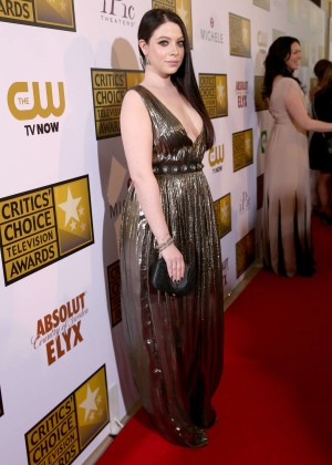 Michelle Trachtenberg - 4th Annual Critics Choice Television Awards -06