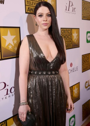 Michelle Trachtenberg - 4th Annual Critics Choice Television Awards -10