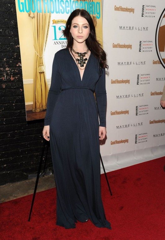 Michelle Trachtenberg at Good Housekeeping's 125th anniversary in NYC