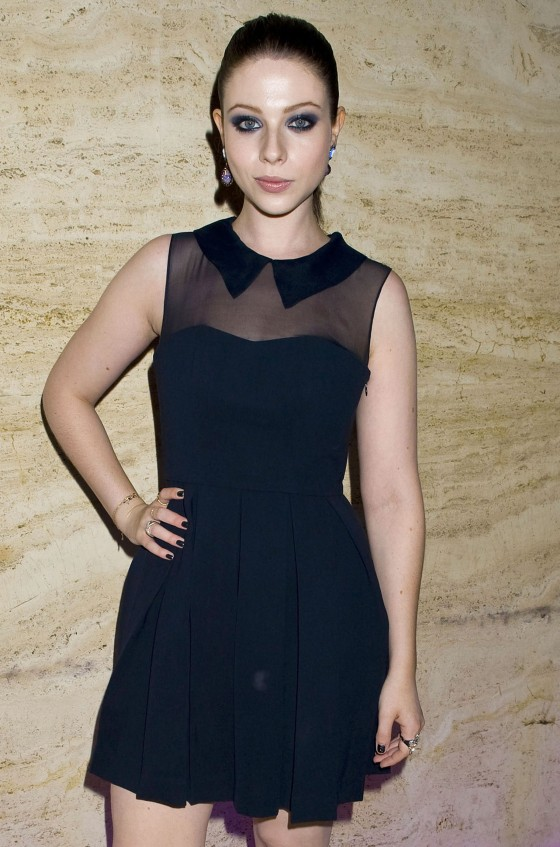 Michelle Trachtenberg - Brian Atwood New Campaign and Store Launch in NY