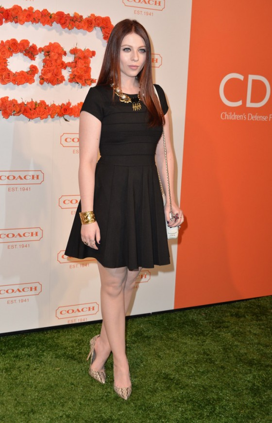Michelle Trachtenberg – Benefit the Childrens Defense Fund 2013 -02