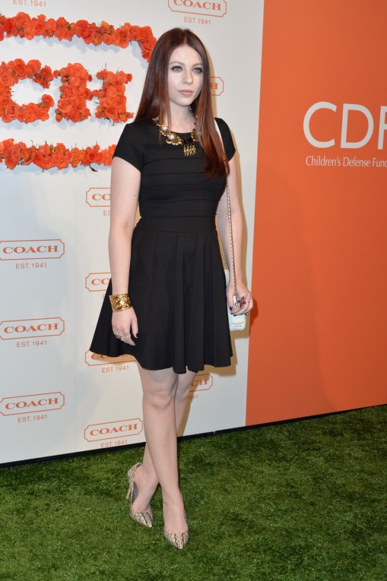 Michelle Trachtenberg – Benefit the Childrens Defense Fund 2013 -11