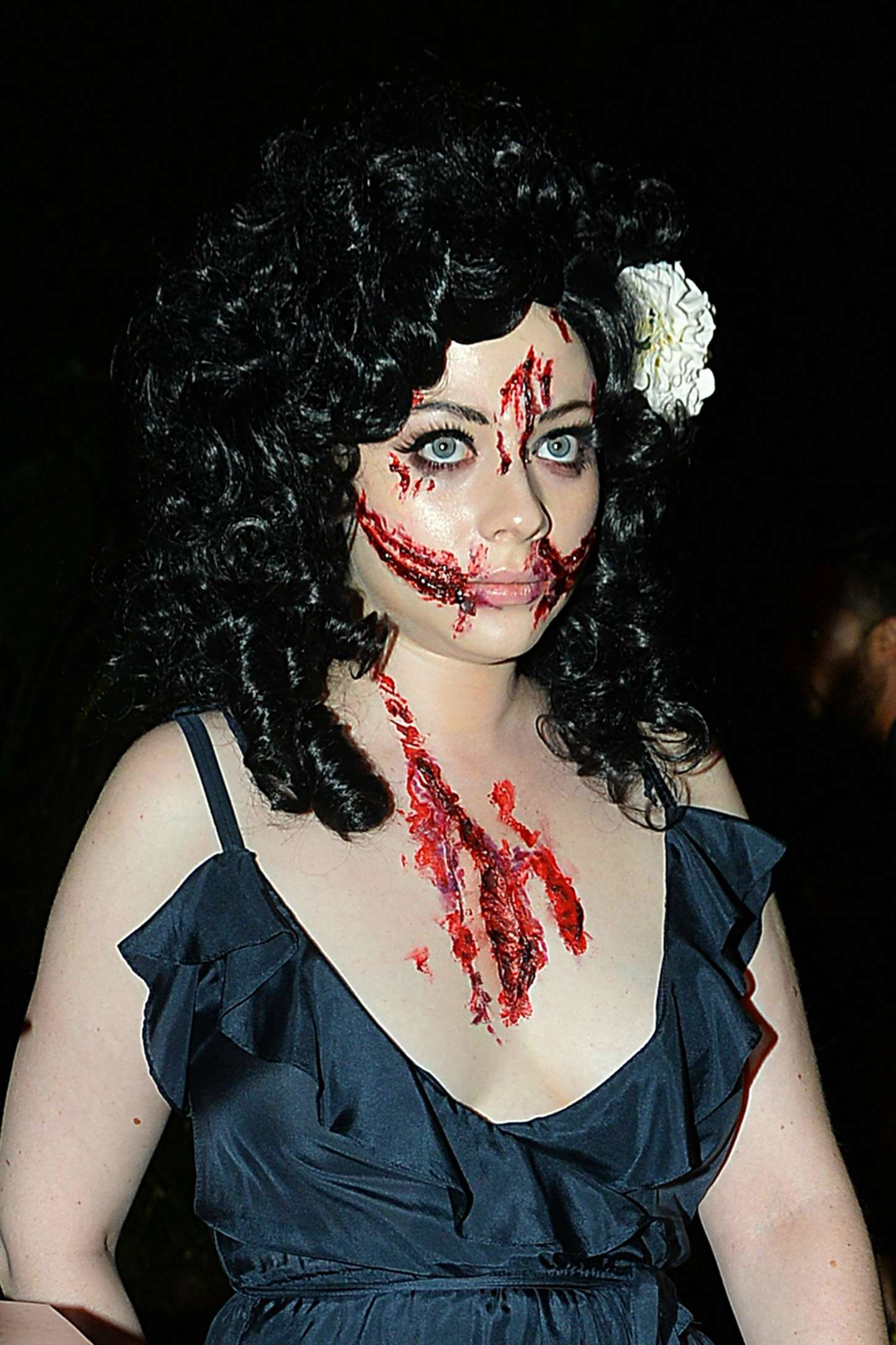Michelle Trachtenberg - Casamigos Tequila's Halloween Party 2014 in Beverly Hills