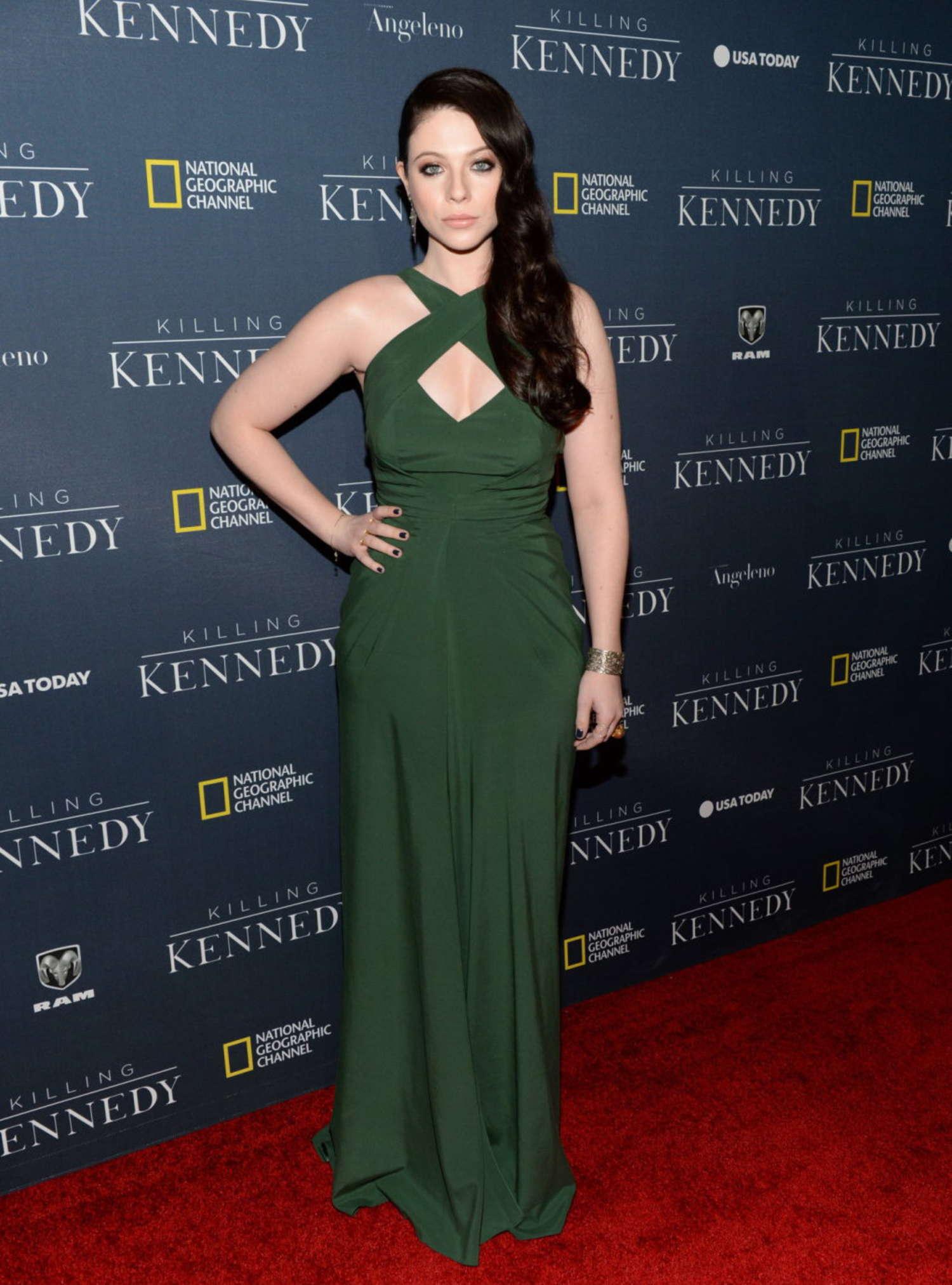 Michelle Trachtenberg: Killing Kennedy Premiere -14 - GotCeleb