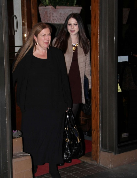 Michelle Trachtenberg – Leggy at Madeo -03