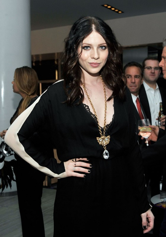 Michelle Trachtenberg - Masquerade Ball Benefit in New York