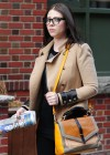 Michelle Trachtenberg In New York-05