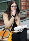 Michelle Trachtenberg In New York-07