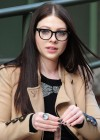 Michelle Trachtenberg In New York-08