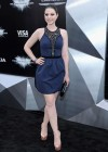 Michelle Trachtenberg - The Dark Knight Rises premiere-01
