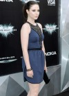 "Michelle Trachtenberg - ""The Dark Knight Rises"" premiere in New York"