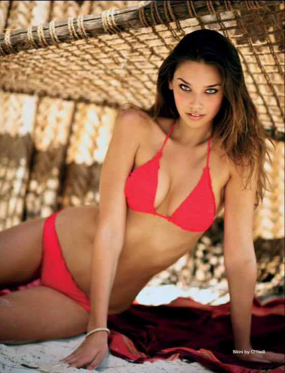 Michelle Vawer: South African Swimsuit 2013 -03